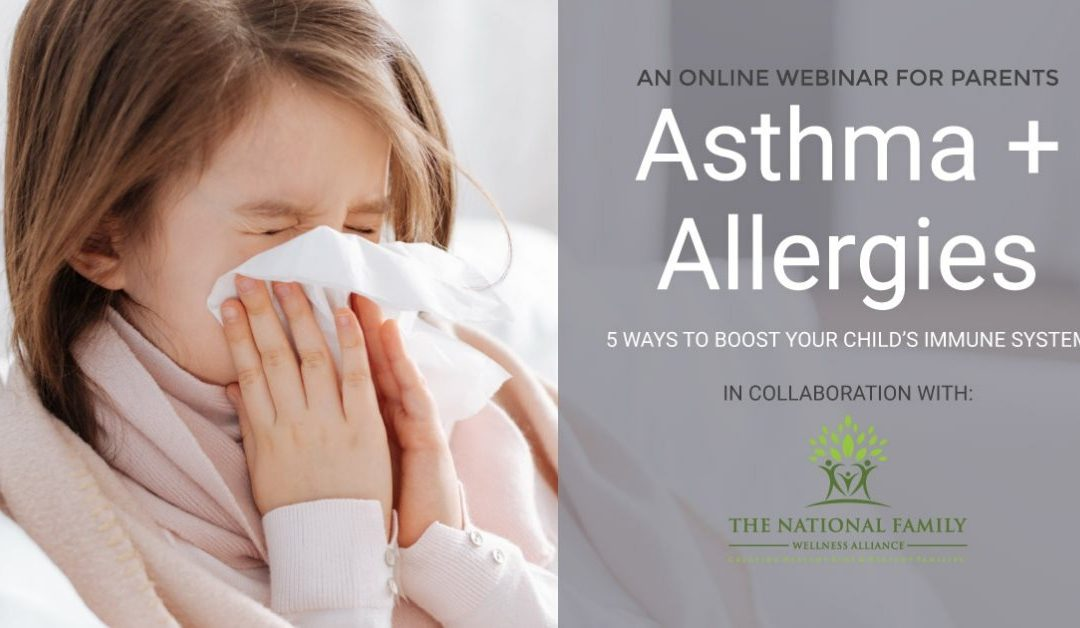 Asthma and Allergies Webinar