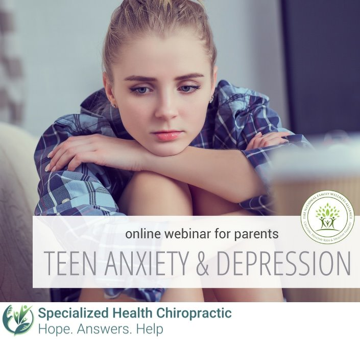Anxiety and Depression Webinar