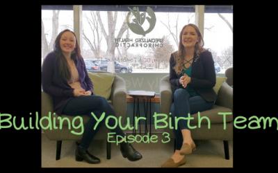 Building Your Birth Team, Episode 3