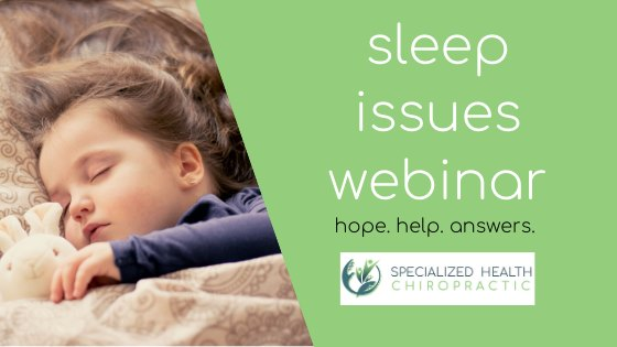 Sleep Issues Webinar