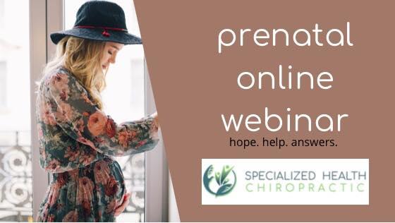 Prenatal Webinar